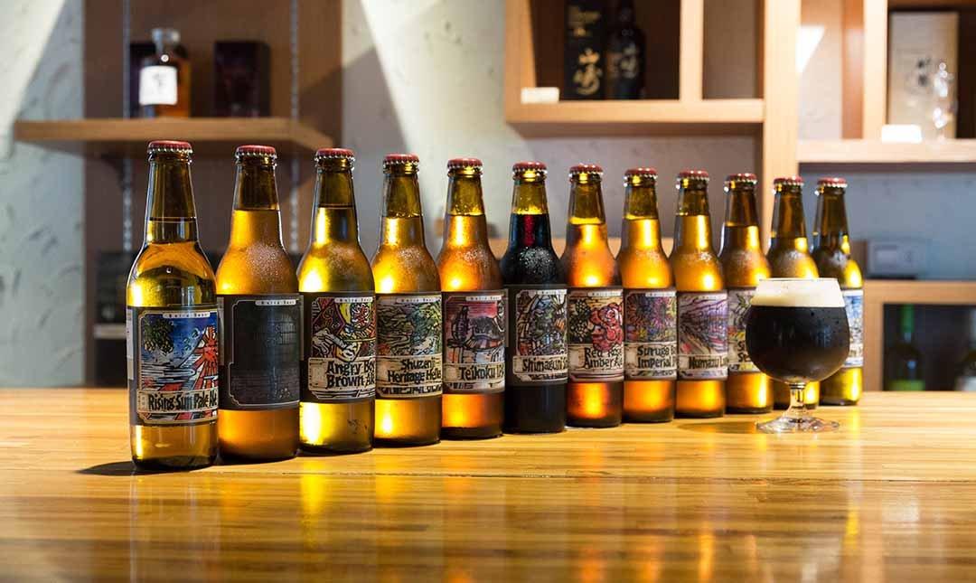 淺草酒藏-日本精釀啤酒經典款2瓶