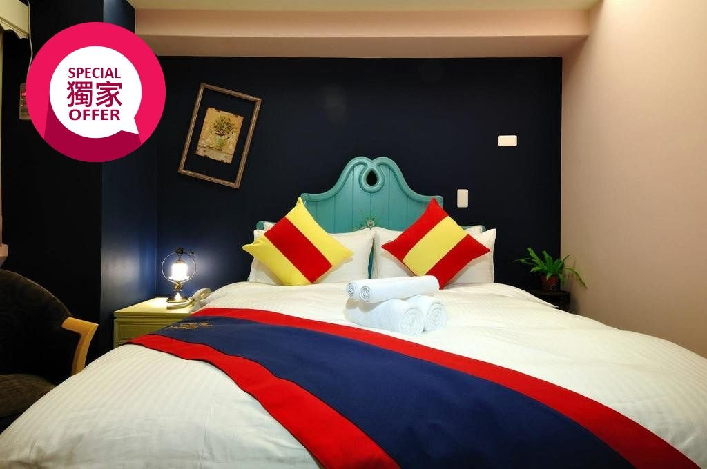 伊麗莎白酒店-風情萬鍾|高級客房