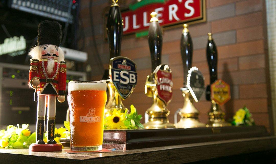The Beat-英國Fuller's系列啤酒買一送一