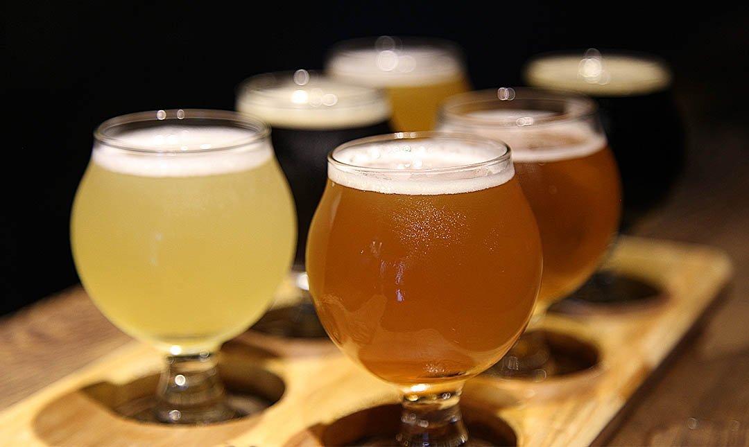 掌門精釀 微風松高空中花園-台灣在地酒廠 | 精釀啤酒 6 小杯