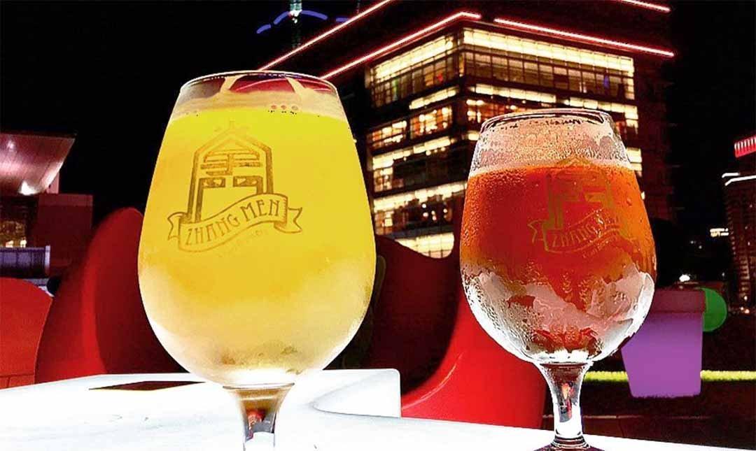 掌門精釀 微風松高空中花園-精釀啤酒買3送1 | 直擊101