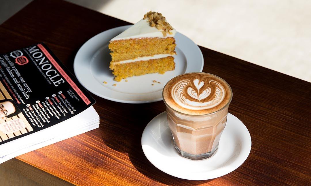 Woolloomooloo 西門-咖啡+手工蛋糕