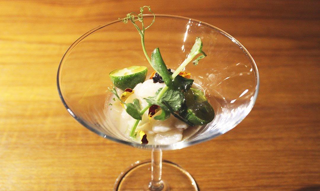 WINE-derful 葡萄酒餐廳-檸檬龍虎斑精緻豪華套餐