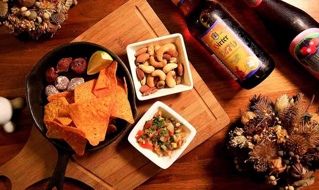 兔卡蕾餐酒館 Osteria Toccare-南歐風情 | 兩杯酒 + 下酒菜