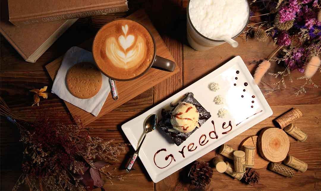 Greedy Bistronomy Cafe 餐酒-尋訪野狼巢穴:600元折抵