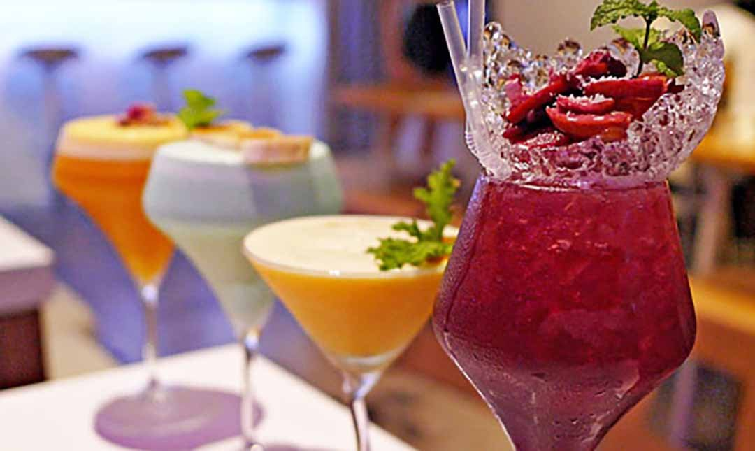 Mocktini 概念調飲餐館-[四人] 4999 元跨年狂歡派對