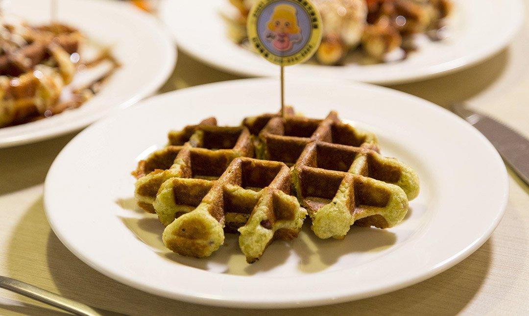 Angel Waffle 幸福角落咖啡館-單人獨享套餐