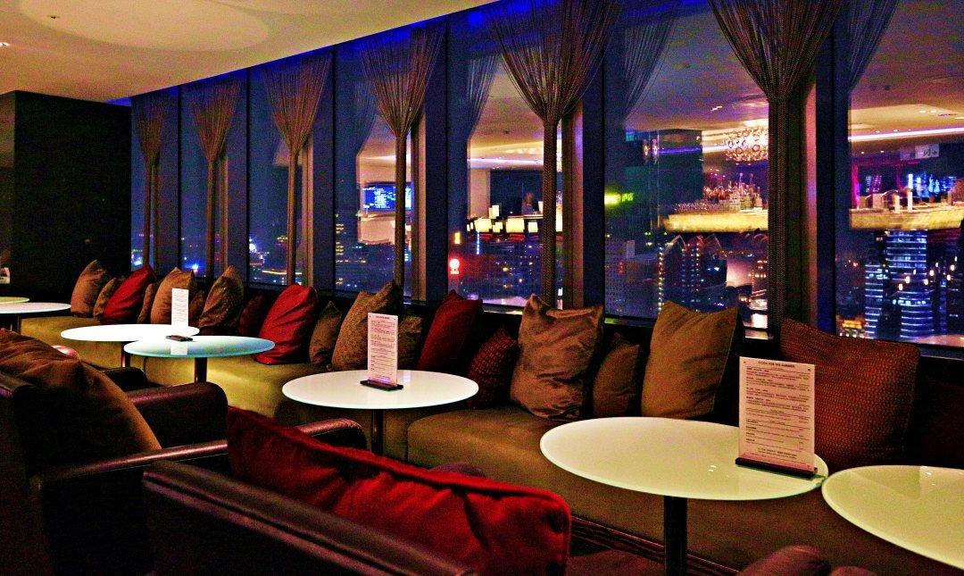 忘廊-台中亞緻大飯店 29 樓-星空酒吧:爵士調酒 2 杯任選