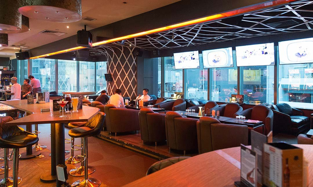 Times Champagne Bar & Restaura-2 杯酒精飲品送小食 1 客