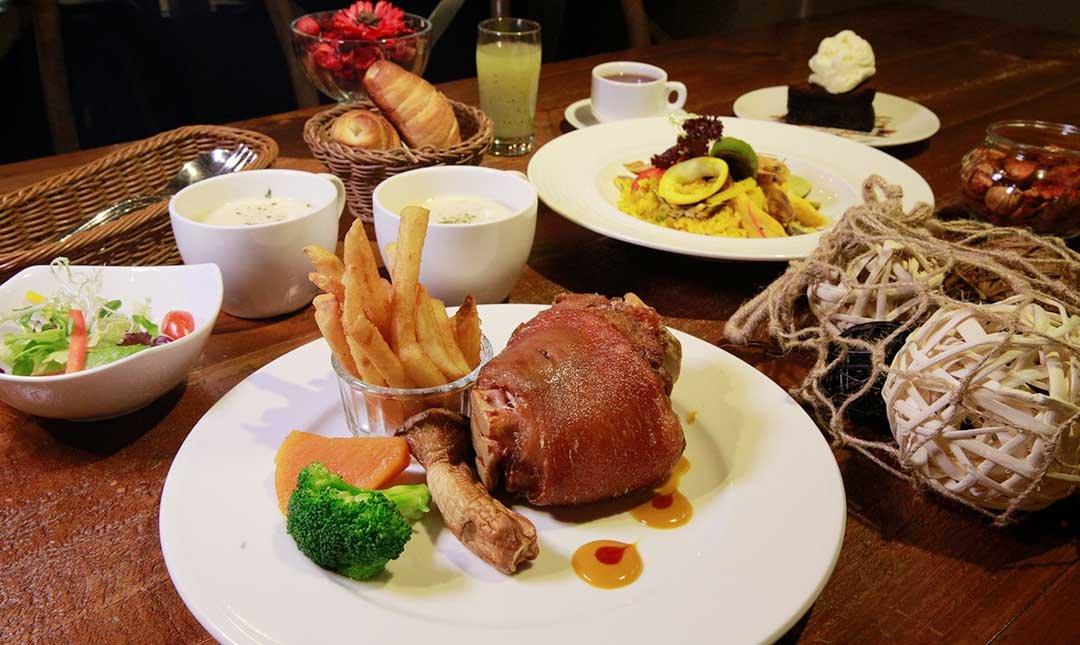 Belém 貝倫烘焙餐坊-歐式經典料理|精選雙人豬腳饗宴