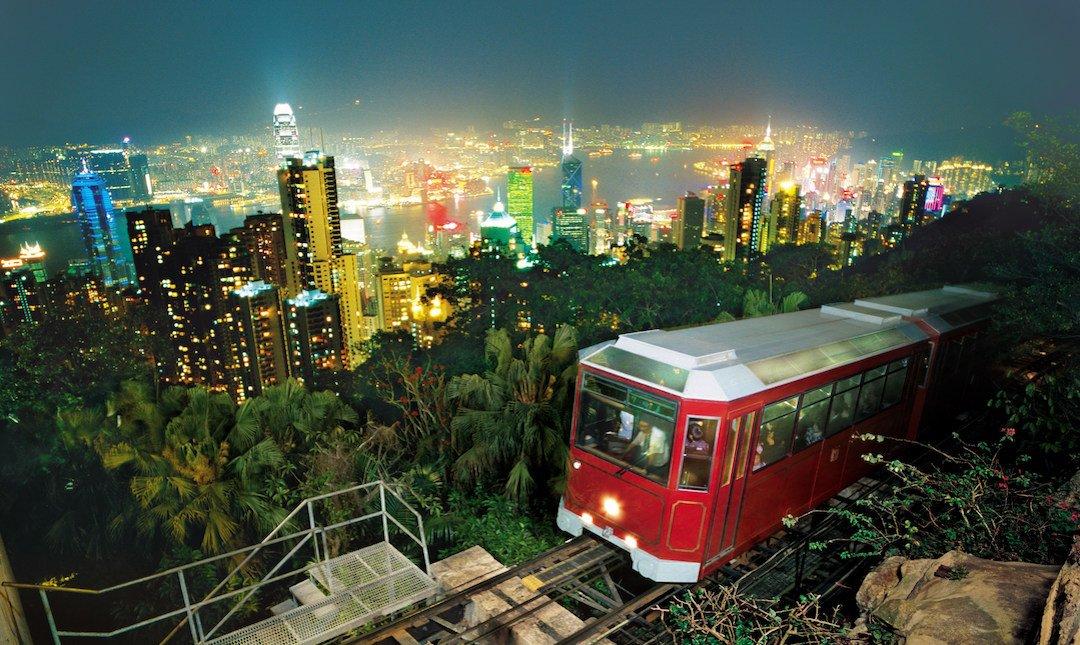 香港國際機場一號客運大樓換領-山頂纜車車票(單程)