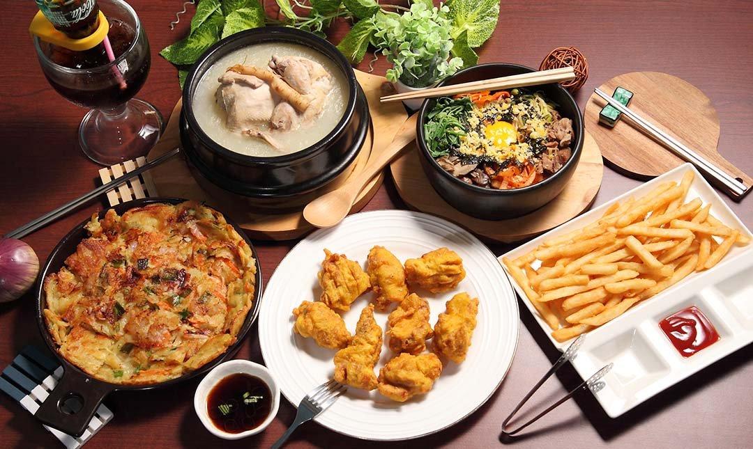 歐吧噠韓國炸雞-8-10 人分享餐贈韓國機票一張