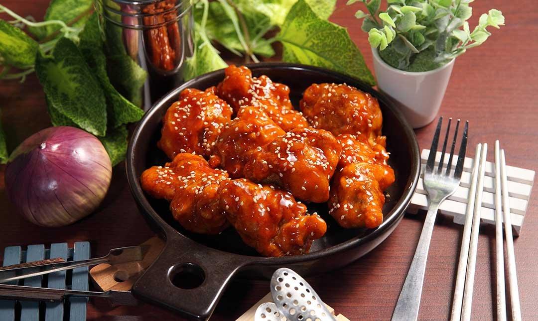 歐吧噠韓國炸雞-四人頂級套餐