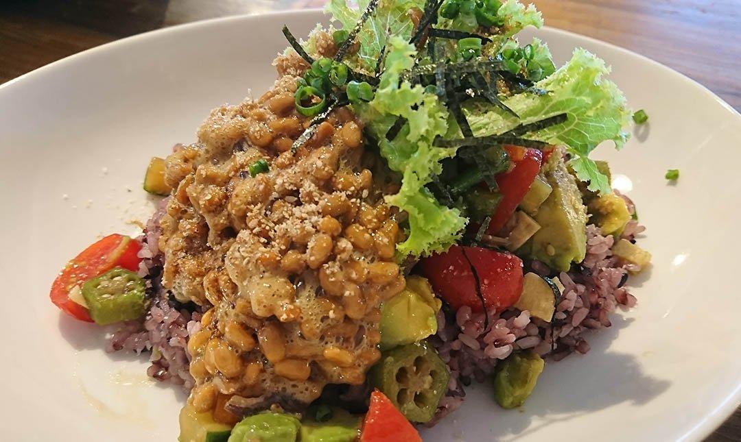 Kitchen Fukiya-獨家點心贈:納豆特餐