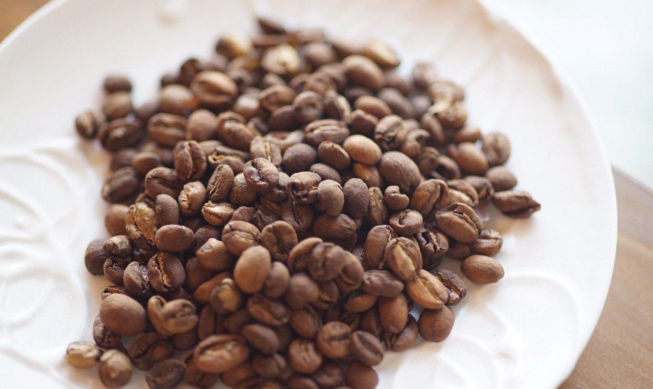 自家烘焙 tamagusuku coffee-本日自家烘焙咖啡豆 100g
