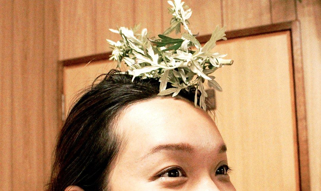 Herb Relax-爆汗藥草桑拿 + 熱草茶點組 20m