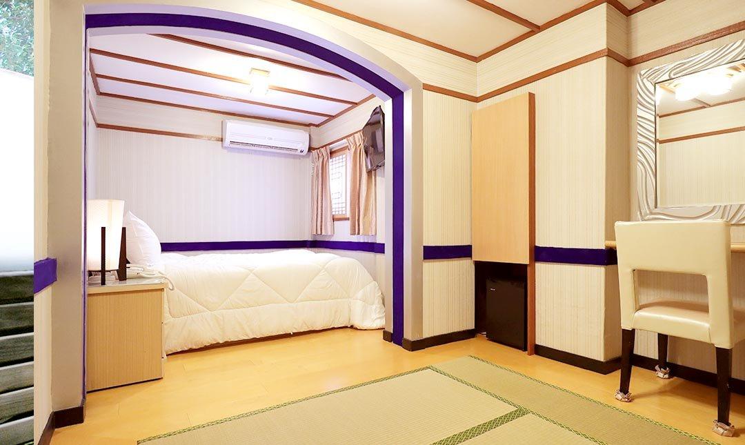 北投鳳凰閣溫泉旅店-日式雙人湯房 2h x 原石岩湯
