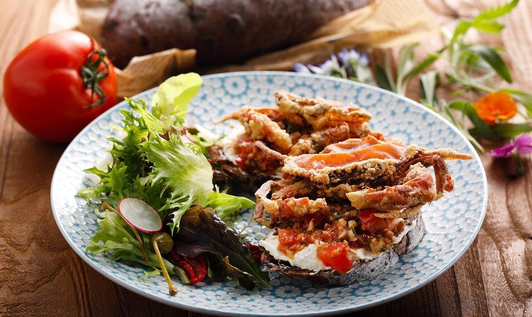 棧 FML Cafe 花樣拿鐵-午間單人餐|贈沙拉或湯品及飲料