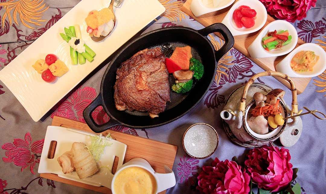 常聚粵菜餐飲 101  店 | 台北101/世貿站-人氣粵菜好評 | 常聚雙人套餐