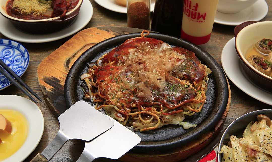 鐵板 Bal 鐵匠-日式和洋風 | 雙人餐酒饗宴