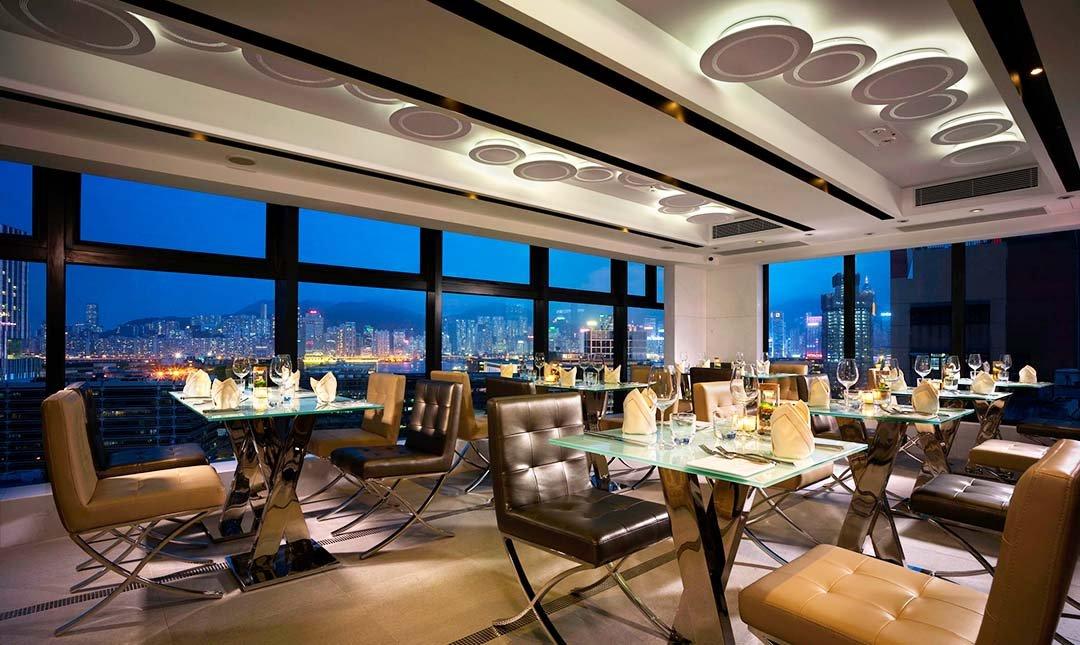 香港珀薈酒店-[雙人] Sky Deck 星光套餐 A