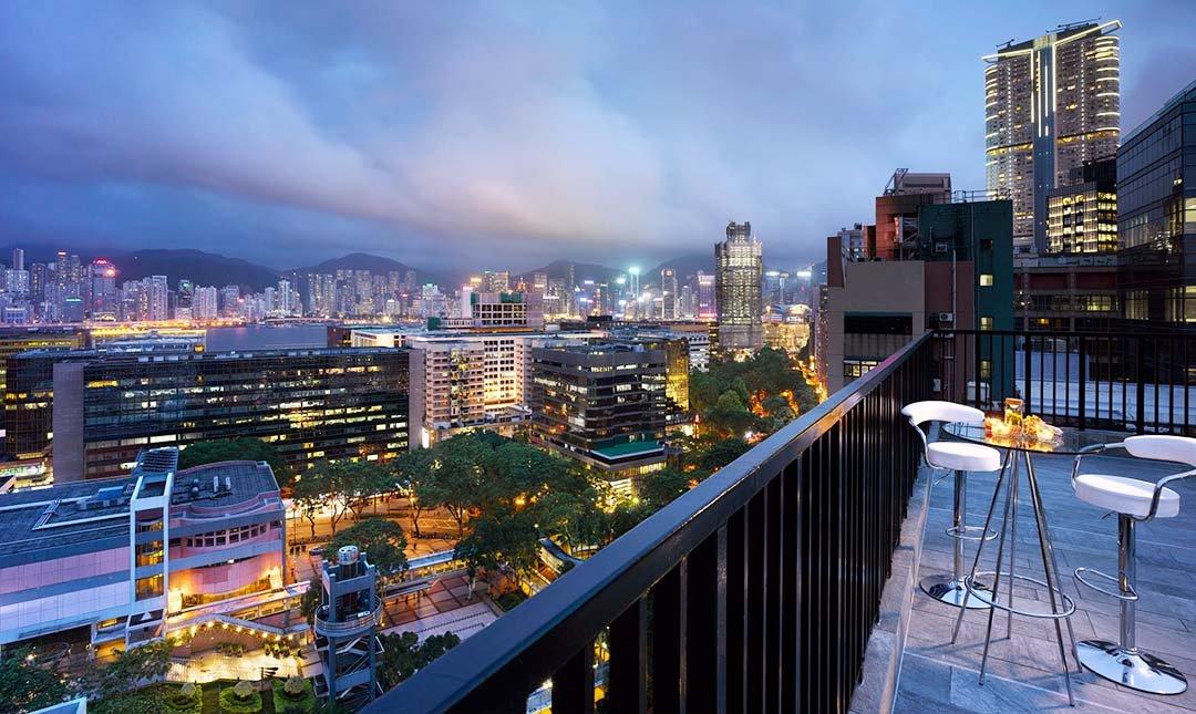香港珀薈酒店-[雙人] Sky Deck 星光套餐 B
