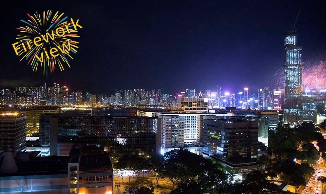 香港珀薈酒店-二人天際節日套餐