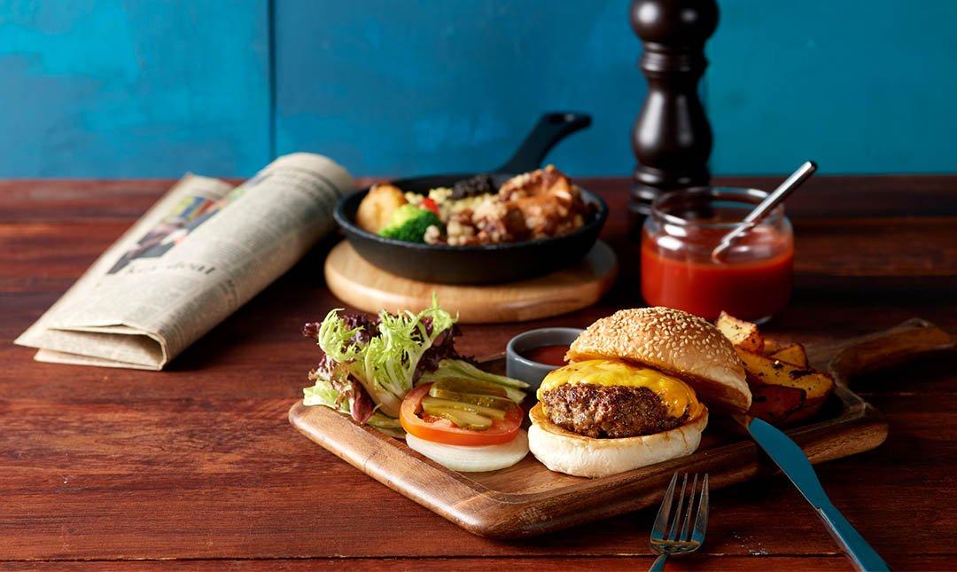 台北美福 彩匯自助餐廳 palette-北市最頂級 | 單人早餐