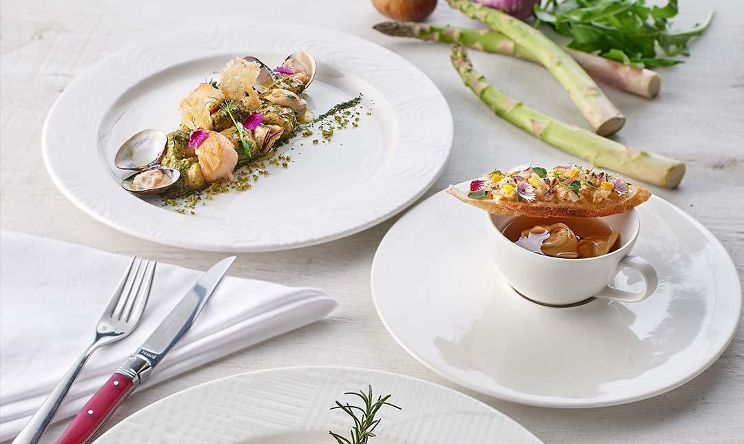台北美福 GMT 義法餐廳 | 劍南路站-托斯卡尼田園料理|精選雙人套餐