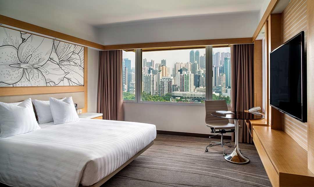 香港柏寧酒店-尊貴豪華房 7h