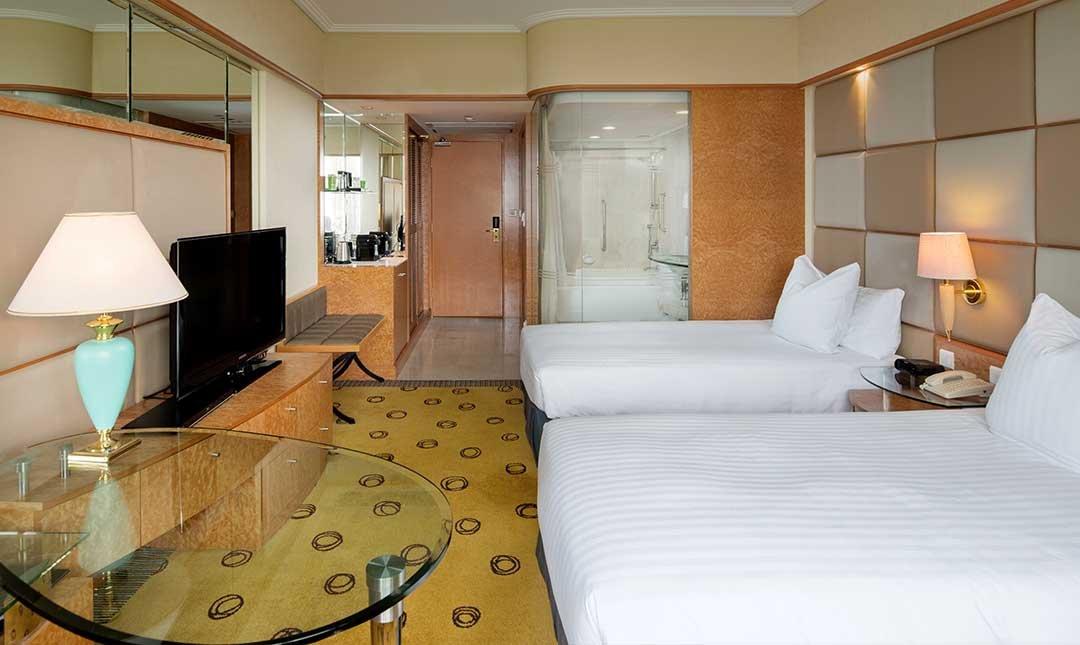 香港柏寧酒店-標準房 7h