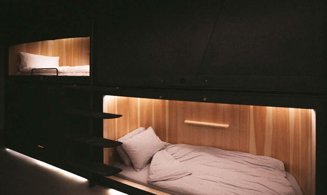 Sleeep-時尚床位一張 2h