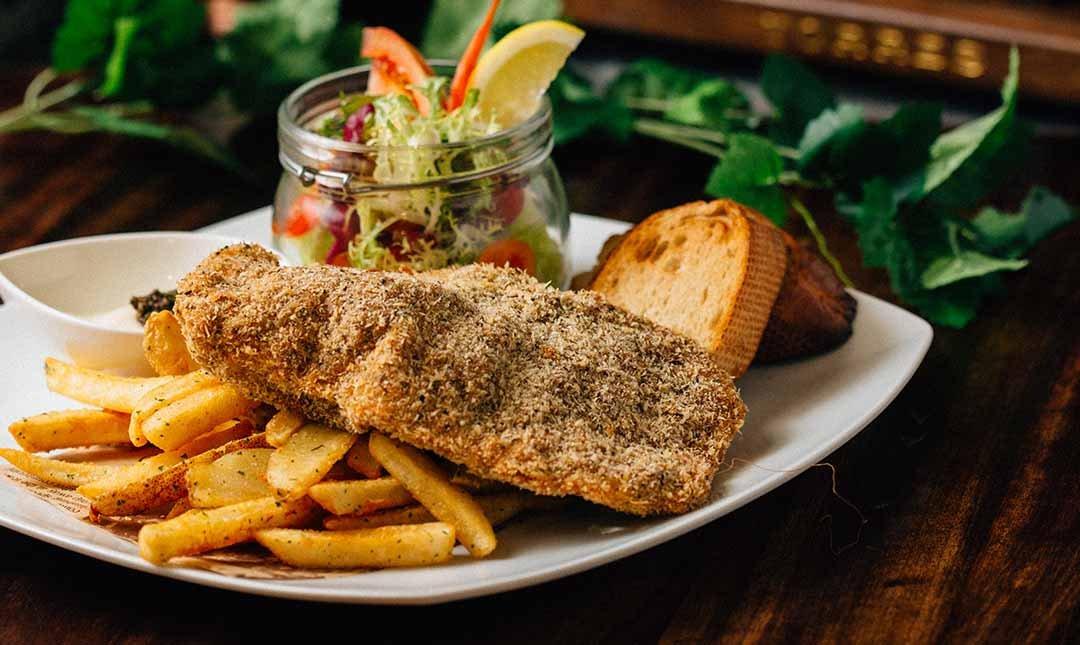 Plan B 歐陸街頭市集小酒館-歐風早午餐|英式炸魚套餐