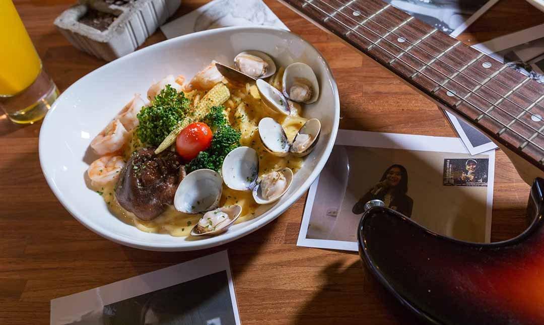 紅磚音樂餐廳-套餐精選   主廚單人套餐