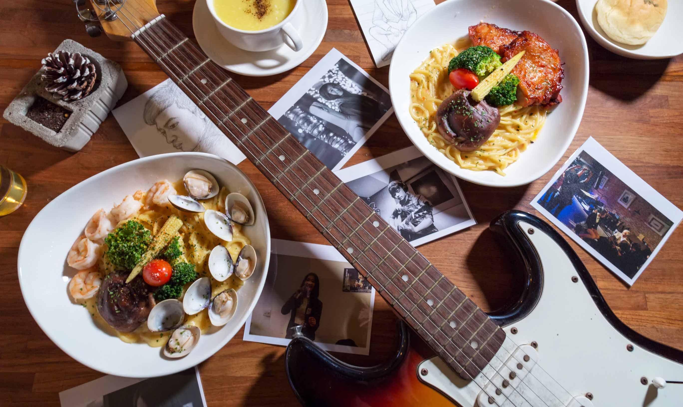 紅磚音樂餐廳-享受屬於你的夜   現場 400 元折抵