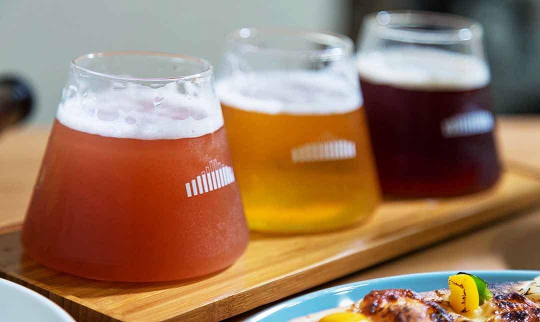 有時精釀餐酒館-品嚐日式風味   富士山啤酒 3 杯