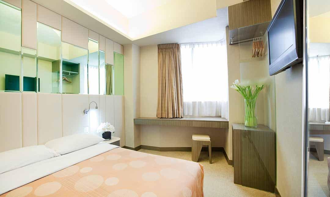 海景絲麗酒店-標準房 4h