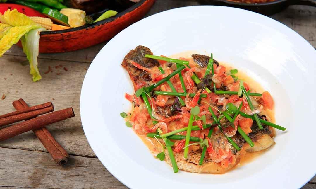香頌私宅洋樓-私宅料理|三人套餐