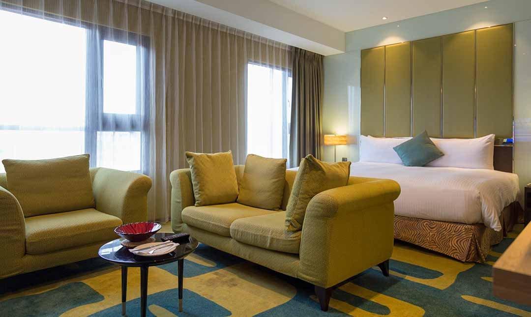 星享道酒店-天王就是你|天王星套房 Uranus