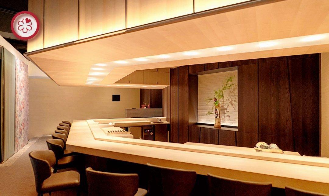 米其林一星 | 鮨隆-樸實料理人 | 雙人晚間料理