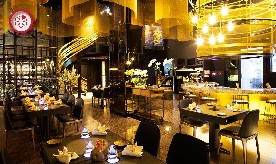 米其林餐盤 | 蘭餐廳-低調奢華 | 雙人午間料理