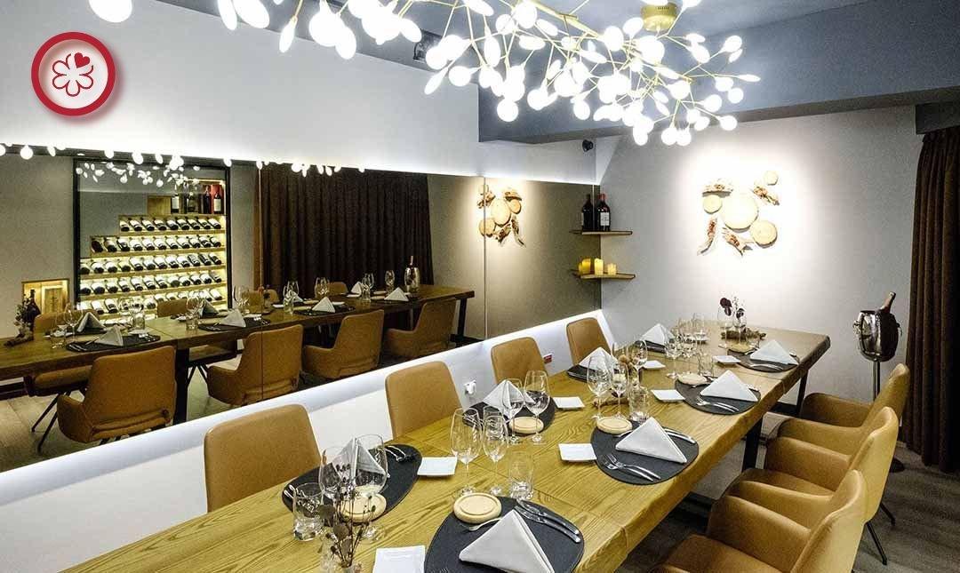 米其林餐盤 | 隱丹廚當代料理-西班牙料理 | 雙人午間料理