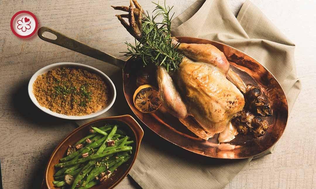 米其林餐盤 | Chou Chou法式料理餐廳-豐富層次 | 雙人晚間菜單