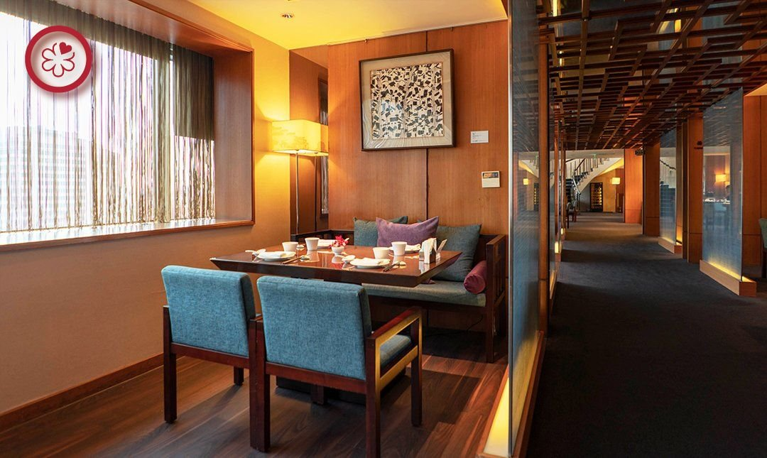 米其林二星 | 喜來登飯店請客樓-請客好地方 | 雙人晚間菜單