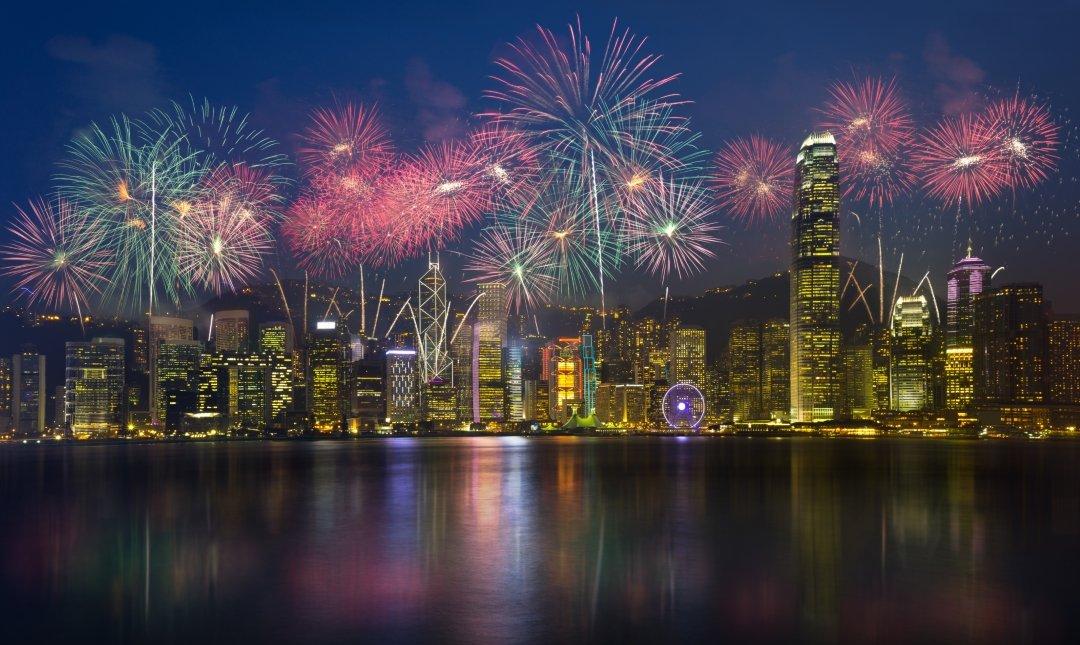 馬哥孛羅香港酒店-[四人·站位]除夕煙花暢飲派對