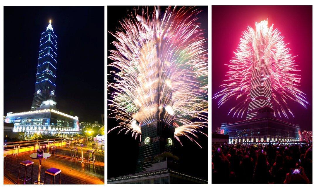君悅 | 凱寓位於 2 樓 | 台北101/世貿站-單人跨年派對 | 震撼 101 煙火
