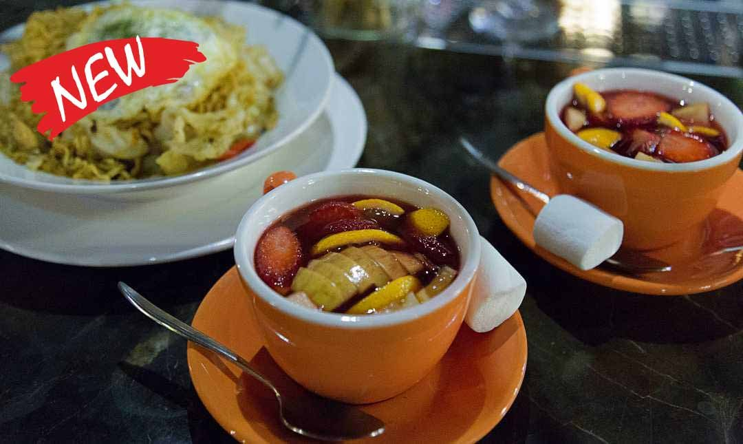 Intention-平日限定:2 杯調酒 + 炒泡麵