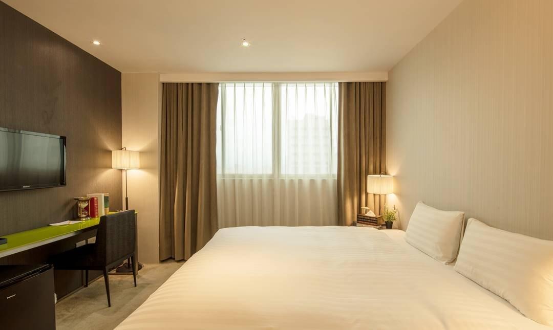 路境行旅 Finders Hotel-菁英雙人房