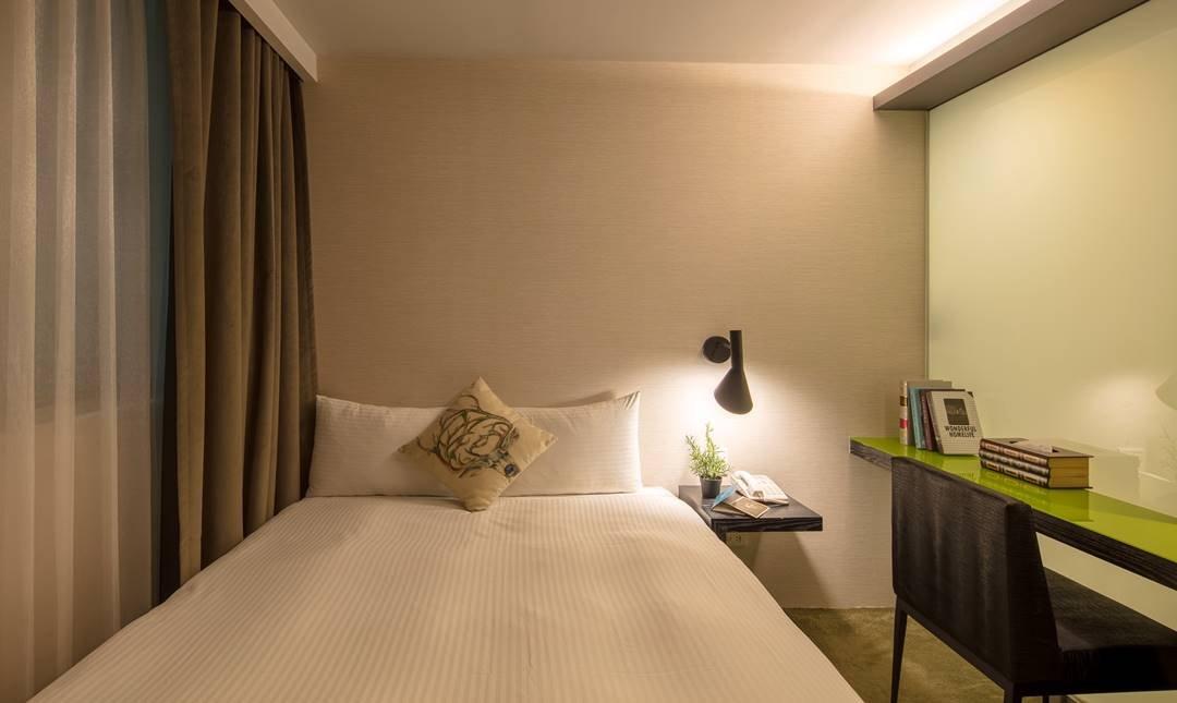 路境行旅 Finders Hotel-高級雙人房
