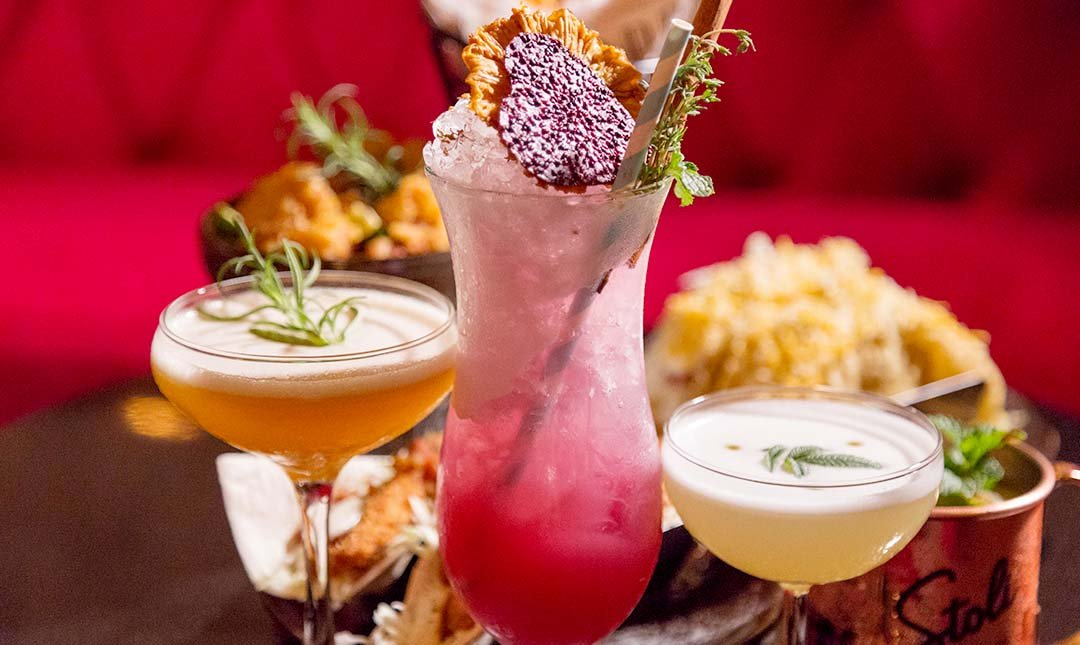 MQ Marquee-純品酒:世界級調酒師酒吧特調 2 杯